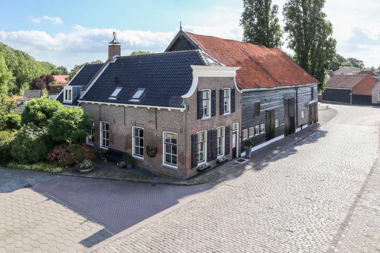 Oosthavendijk 14, Middelharnis