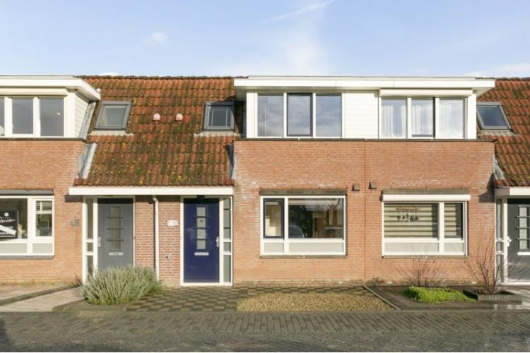 Isaac da Costastraat 47, Sommelsdijk