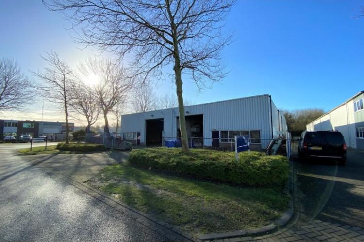 Delta-Industrieweg 11, Stellendam