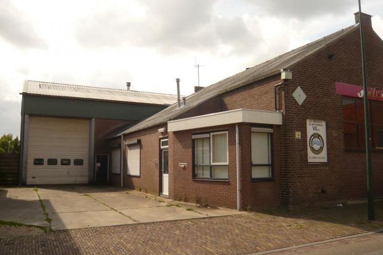 Westelijke achterweg 61, Sommelsdijk