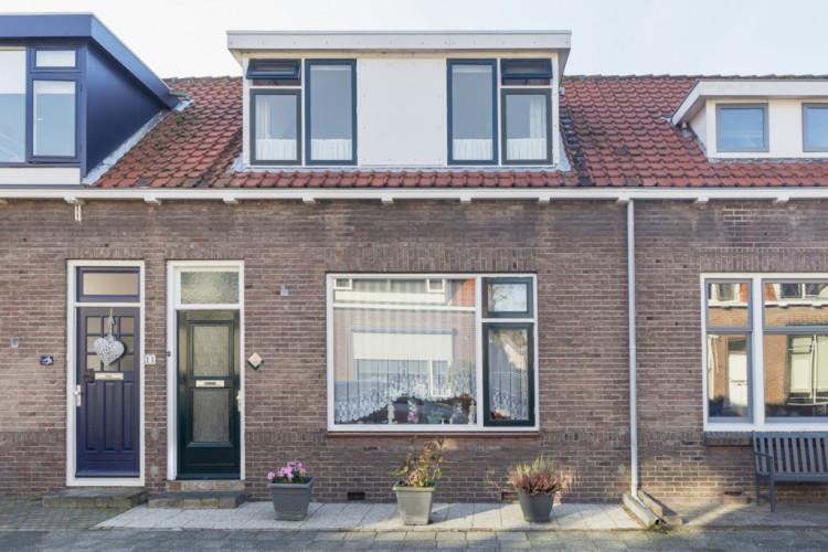 Dirk Bosstraat 13, Middelharnis