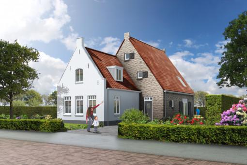 Bloemenweg 8 Dirksland