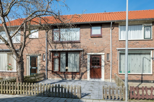 Wilhelminastraat 3 Oude-Tonge