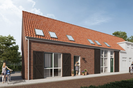 Zuiddijk, bouwnummer 1  Nieuwe-Tonge