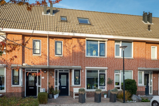 Willem Bilderdijkstraat 25 Sommelsdijk