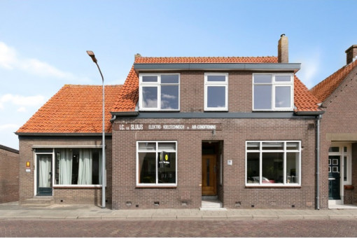 Westdijk 10 Nieuwe-Tonge