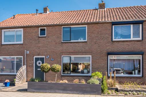 Wilhelminastraat 34 Oude-Tonge