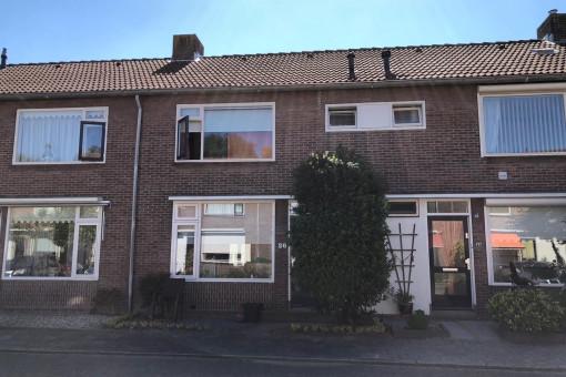 Oranje Nassaustraat 26 Middelharnis