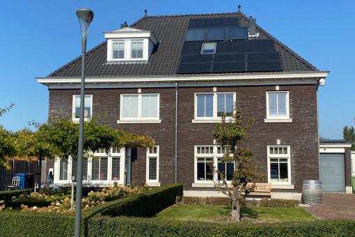 Groene Zoom 81 Sommelsdijk